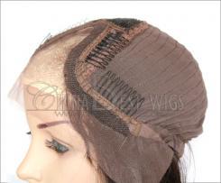 u part lace front wig